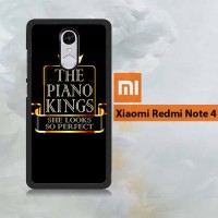 She Looks So Perfect A Tribute to 5 Seconds Xiaomi Redmi Note 4 Case