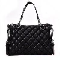 READY STOK B6876-black Tas Selempang Fashion Kekinian Import