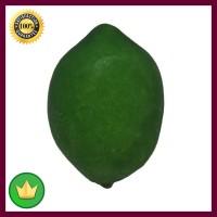 Buah Artifisial Lemon 8 Cm - Hijau