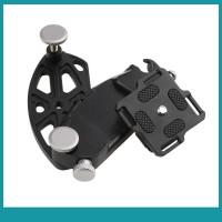 Sos Metal Quick Release DSLR Camera Waist Belt Strap Buckle