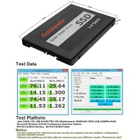 tre SATA3.0 SSD Internal Solid State Hard Disk Drive for Laptop