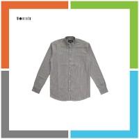 MZ405 kemeja lengan panjang by Worth ID Collar Shirt - Grey