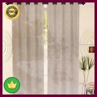 Set Gorden Velvet Sconce 140x250 Cm - Silver