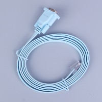 Tbid Kabel Adapter Converter RS232 Serial to RJ45 CAT5 RS232 Serial