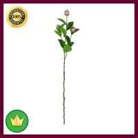 Bunga Artifisial Mawar 67 Cm - Pink