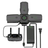 Charger Baterai Smatree Fast Charging With 4 in 1 Charge Hub Ports f