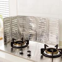 Plat Aluminium Foil Anti Percikan Minyak Untuk Kompor Gas