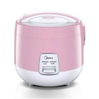 Midea Rice Cooker 1.8L MRM5001P Pink