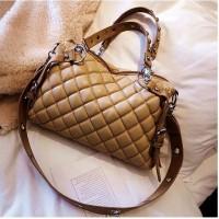 READY STOK B6876-khaki Tas Selempang Fashion Kekinian Import