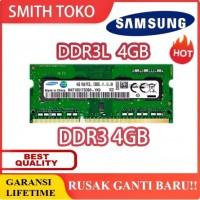 New Ram laptop SAMSUNG SODIMM DDR3L 4GB 1600 1333 DDR3 4GB 1600 1333