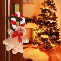 Ornamen Gantung Gagang Pintu untuk Dekorasi Natal / Tahun Baru