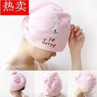 Hair Wrap Magic Towel Handuk Penyerap Air Bath Microfiber Kepala