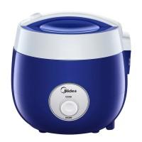 Midea Rice Cooker 0.8 L Magic Com MRM2001B Biru