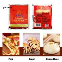 GA_10 Packs 120g Bread Bun Active Instant Dry Yeast Powder Kitchen