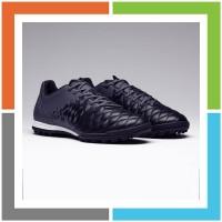 OG637 Sepatu bola dewasa sepatu futsal agility football boots black gr