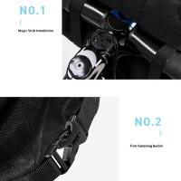 Aksesoris Sepeda Big 112005 Tas Front Bag Lipat Anti Air Untuk Depan