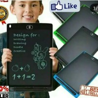 Tablet LCD writting officew100 papan tulis hapus board table drawing