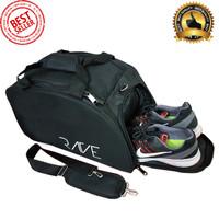 Rave Travel Original / Rave Gym Bag / Rave Traveling bag - Black