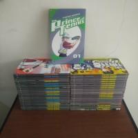 BEKAS SET - Buku Komik The Prince of Tennis - Takeshi Konomi