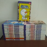 BEKAS SET - Buku Komik Rave - Hiro Mashima