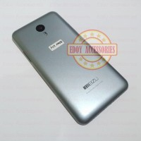 Kesing Meizu M2 Note Casing Backdoor Cover Belakang Tutup Battery Grey