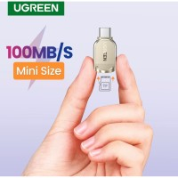 UGREEN USB-C to MicroSD/TF Card Reader 80124