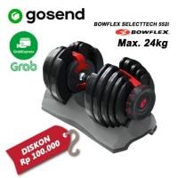 Bowflex SelectTech 552i Adjustable Dumbell