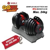 [REX] Bowflex SelectTech 552i Adjustable Dumbell