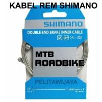 Inner Brake Rem Double Shimano MTB Roadbike Lipat Brompton Noris Troy