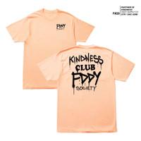 KAOS PEACH/PINK/SALEM - FRUDDY DUDDY - FDDY - CLUB SOCIETY
