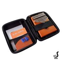 Tas Hardcase Kalimba Thumb Piano Jari Mbira Softcase Gigbag HCK-10
