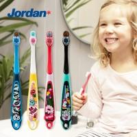 Jordan sikat gigi anak step 3 ( 6-9 tahun ) free travel cup - singgle