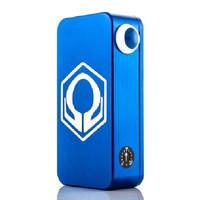 Mod Vape Vapor - HexOhm v3 Anodized Blue Polos Authentic by Vapezoo