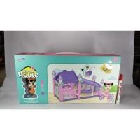 Mainan Lego Dream House Mickey Mouse 58pcs