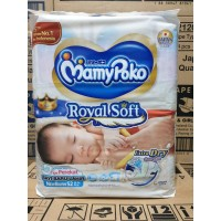 Mamypoko Royal Soft NB52 Tape Extra Dry Mamypoko New Born 52s
