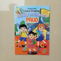 Buku Anak TK PAUD - Cara Praktis Lancar Membaca, belajar membaca