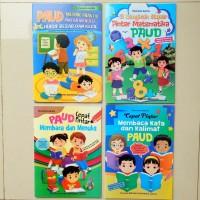 Buku Anak TK PAUD - Belajar Membaca Belajar Menulis Belajar Menghitung