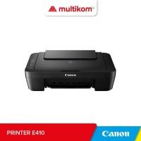 Printer Canon PIXMA E410 ALL IN ONE PRINT SCAN COPY