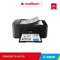 Canon PIXMA TR4570S Printer MULTIFUNGSI dan cetak via smartphone