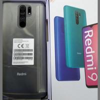 Xiaomi redmi 9 ram 3/32 Gb , garansi resmi