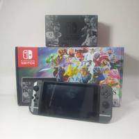 Nintendo Switch Super Smash Bros. Ultimate Edition Second/Bekas