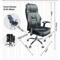 Kursi Direktur, kursi Bos, kursi sandaran tinggi udjuster