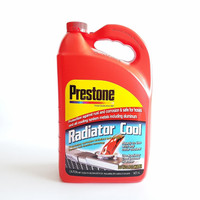 Prestone Radiator Cool Ready to Use Coolant 4L - PINK