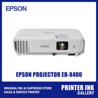 Epson Proyektor / Projector EB-X400 / EBX 400 / EBX400