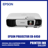Epson Proyektor / Projector EB-X450 / EBX 450 / EBX450