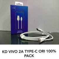 Kabel Data Vivo 2A Type C Full Original Pack Dus
