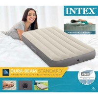 Kasur angin intex DURA BEAM twin 64101