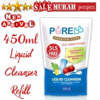 Pure Baby Liquid Cleanser Refill 450ml / 450 ml