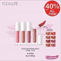 Focallure StayMax Stay Max Matte Lip Ink Lipstick Matte FA134