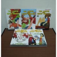 BEKAS SET Buku Komik The Lucifer And Biscuit Hammer - Satoshi Mizukami